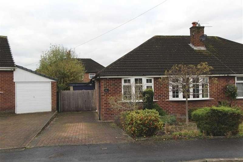 2 Bedrooms Semi Detached Bungalow for sale in Egerton Road, Lymm