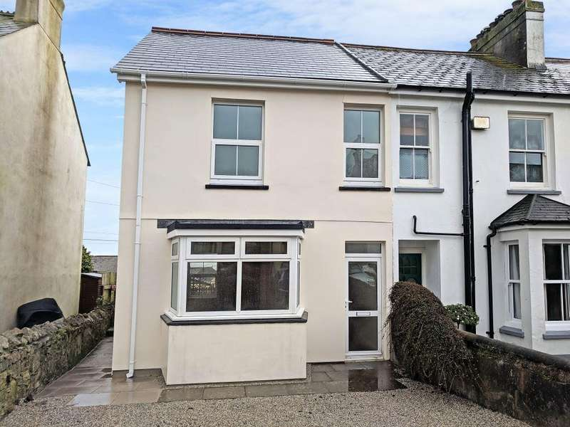 3 Bedrooms House for rent in Eddystone Road, St Austell