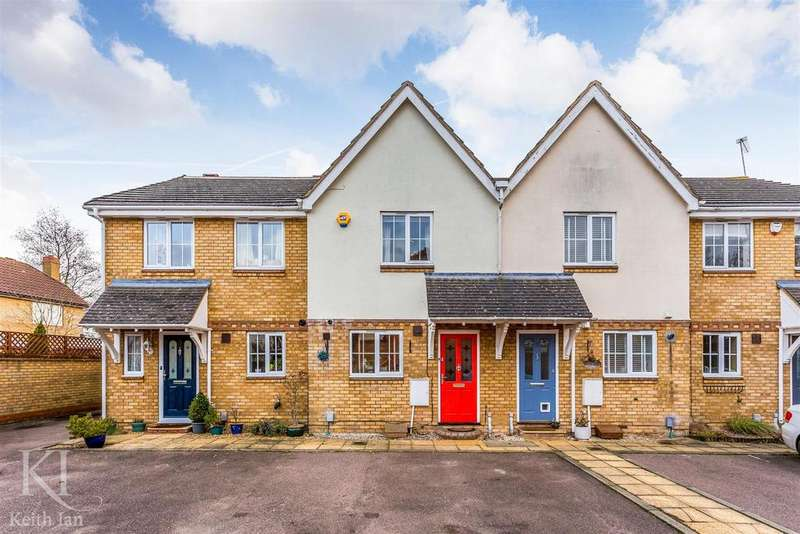 2 Bedrooms Terraced House for sale in Roebuck Close, Hertford