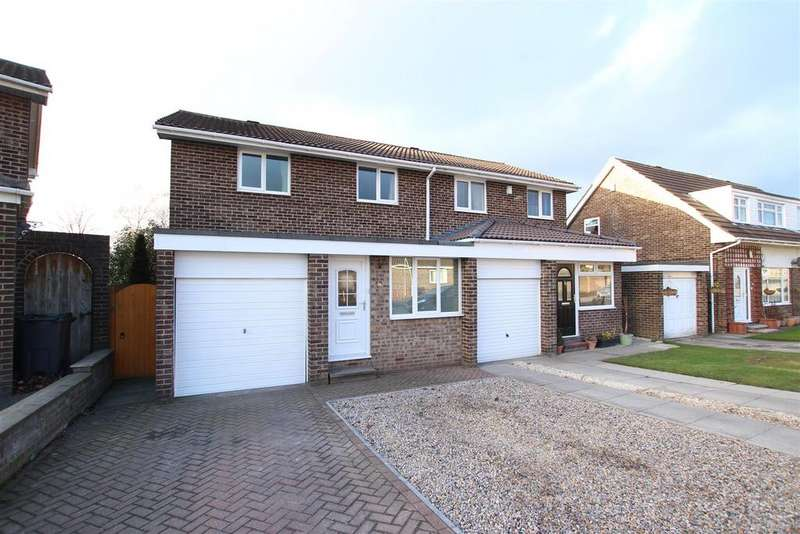 3 Bedrooms Semi Detached House for sale in The Firs, Darlington