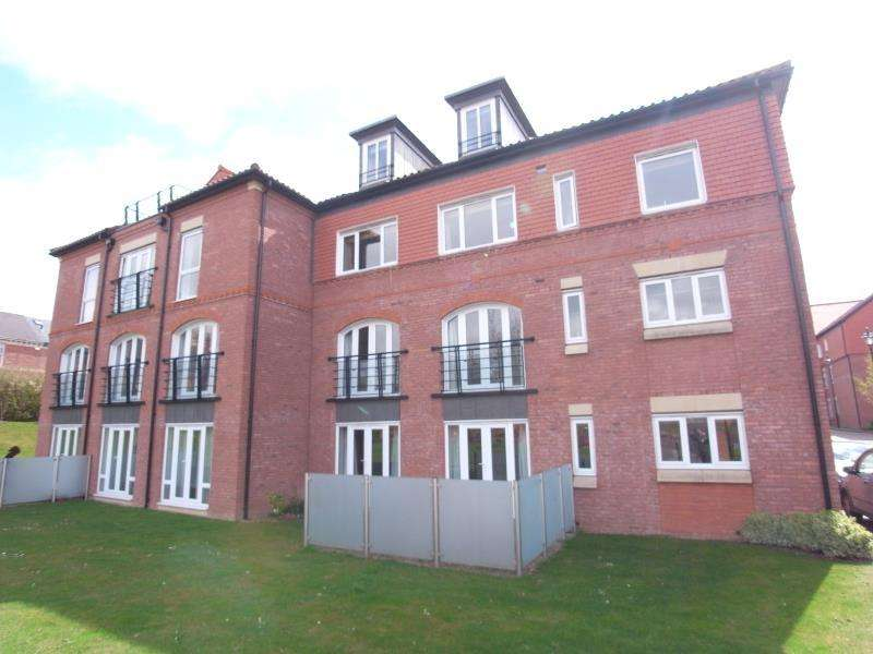 2 Bedrooms Apartment Flat for rent in THE AVENUE, BOOTHAM, YO30 6BR