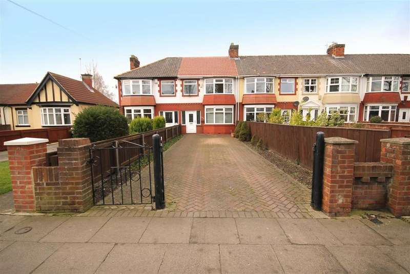 3 Bedrooms Terraced House for sale in Stockton Road, Hartlepool