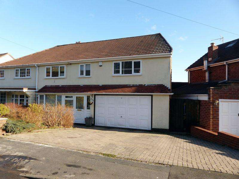 4 Bedrooms Semi Detached House for sale in Park Farm Road, Great Barr