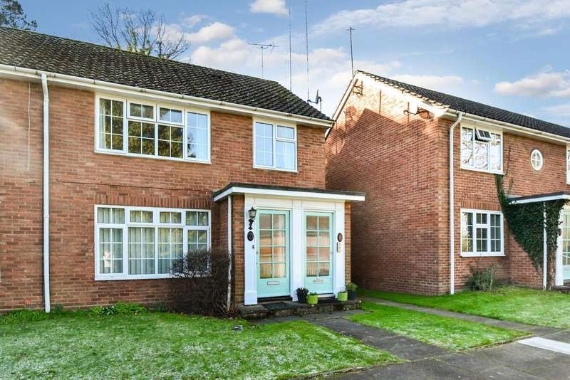 1 Bedroom Maisonette Flat for sale in Westminster Court, St. Albans