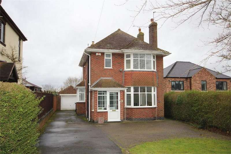 3 Bedrooms Detached House for sale in Bedworth Road, Bulkington, BEDWORTH, Warwickshire
