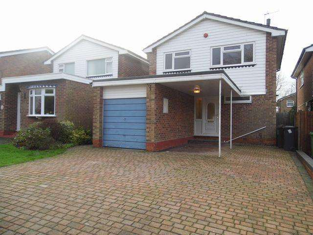3 Bedrooms Detached House for rent in Debden Close, Dorridge, Solihull, B93