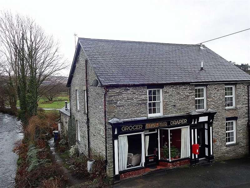 3 Bedrooms Detached House for sale in Siop Y Bont, Pennal, Machynlleth, Powys, SY20