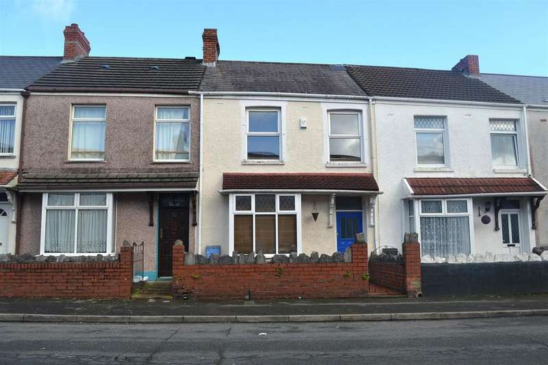 3 Bedrooms Terraced House for sale in Zouch Street, Manselton, Swansea