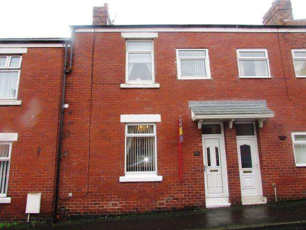 3 Bedrooms Terraced House for sale in LONGNEWTON STREET, DAWDON, SEAHAM DISTRICT