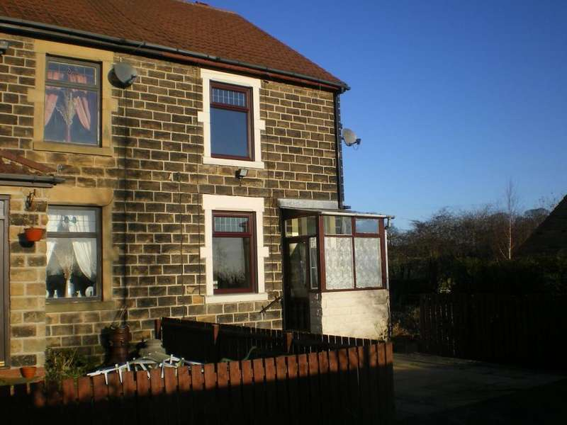 2 Bedrooms Semi Detached House for rent in Barnsley Road, Hoyland