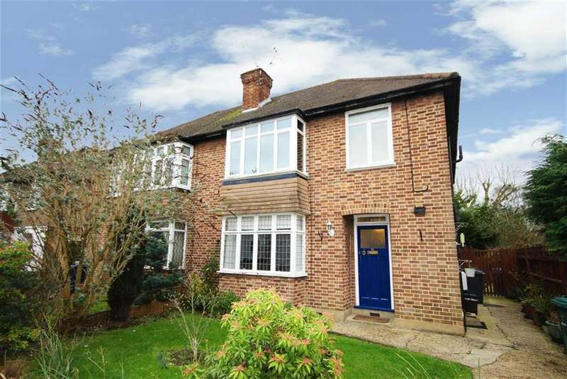 2 Bedrooms Flat for sale in Windsor Road, Barnet, Hertfordshire