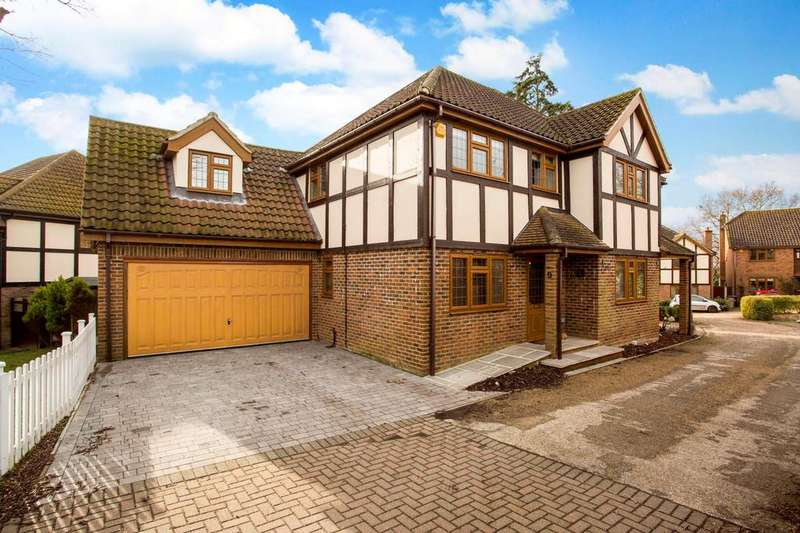 5 Bedrooms Detached House for sale in The Chase, Great Totham, Maldon, Essex, CM9
