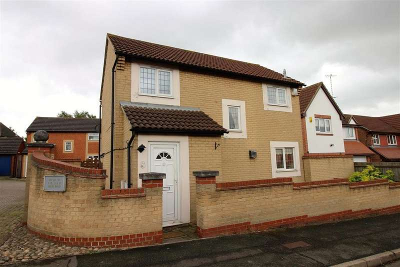 3 Bedrooms Detached House for sale in Davis Road, Chafford Hundred