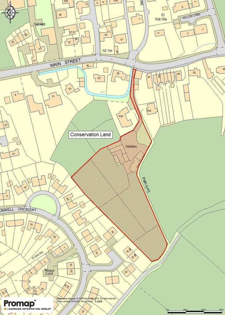 Land Commercial for sale in Main Street, Lambley, Nottingham, NG4