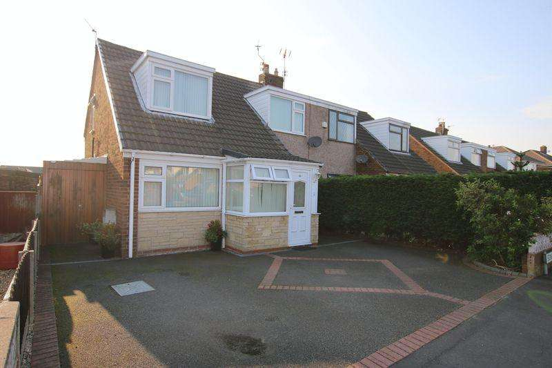 3 Bedrooms Semi Detached House for sale in Sidney Avenue, Hesketh Bank