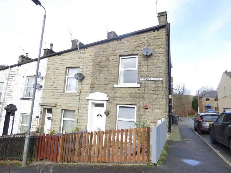 2 Bedrooms End Of Terrace House for rent in Stanley Street, Bacup, Rossendale, Lancashire, OL13