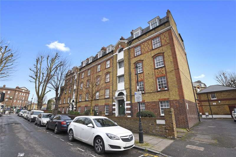 2 Bedrooms Flat for sale in Wellington Buildings, Wellington Way, London, E3