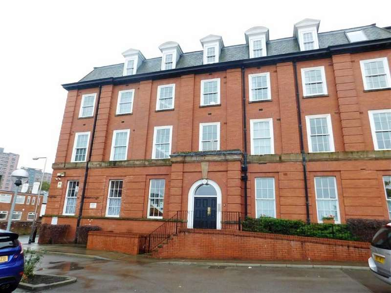 2 Bedrooms Flat for sale in Arden Buildings, 2 Thomson Street, Stockport