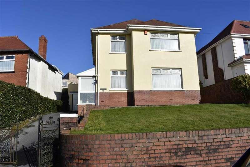 3 Bedrooms Detached House for sale in Spowart Avenue, Llanelli