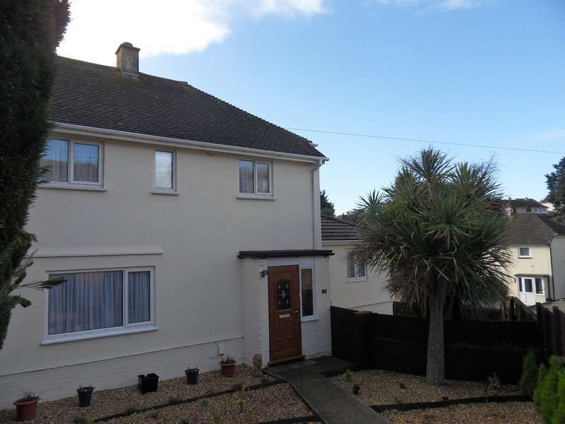 5 Bedrooms Semi Detached House for sale in Ramshill Road, Paignton