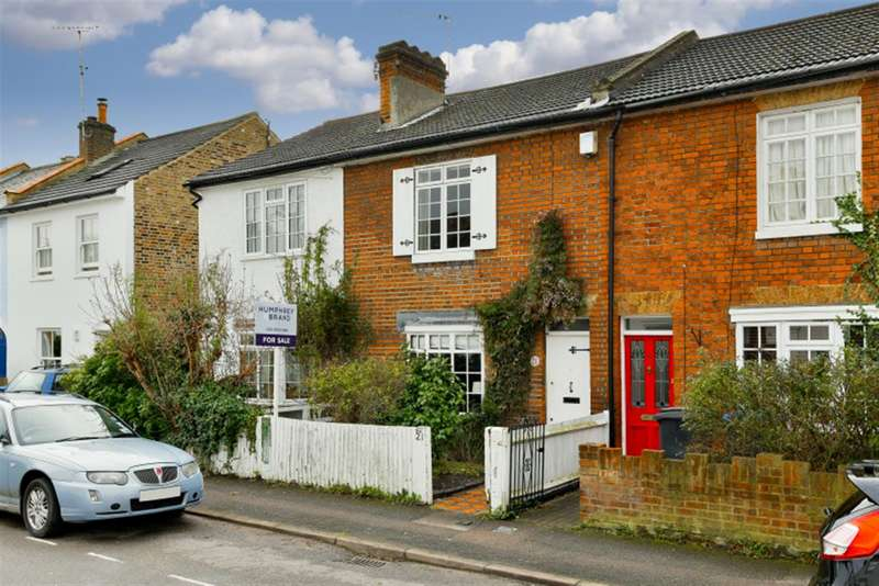 2 Bedrooms Property for sale in Cleaveland Road, Surbiton