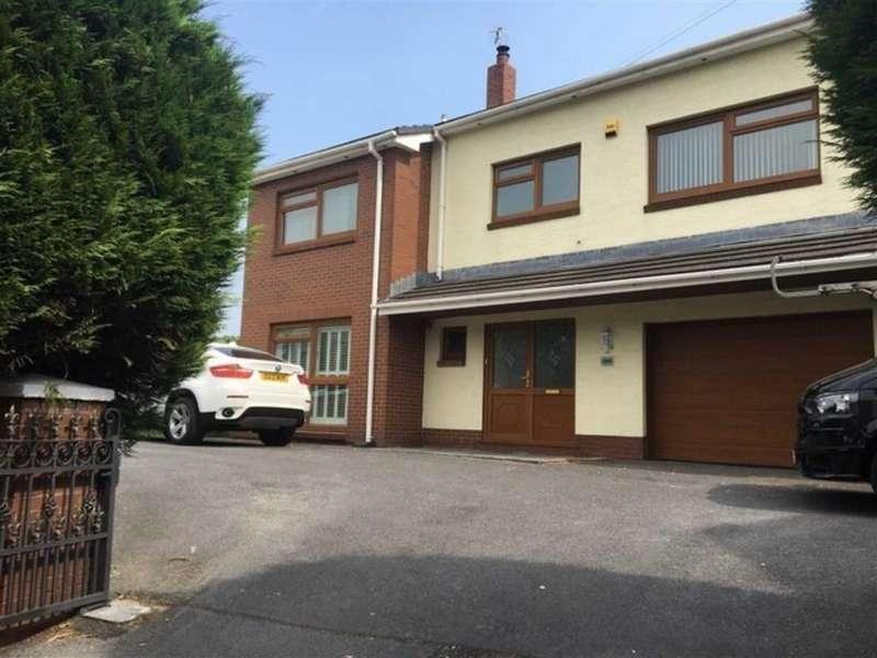 4 Bedrooms Detached House for sale in Felinfoel Road, Llanelli