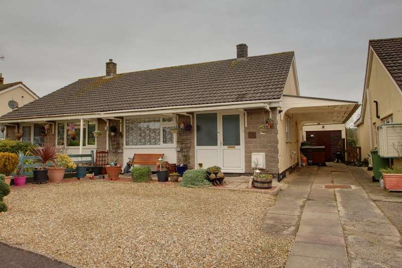 2 Bedrooms Semi Detached Bungalow for sale in EVERCREECH