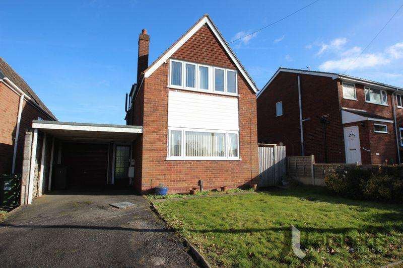 3 Bedrooms Detached House for sale in Raglis Close, Webheath, Redditch.