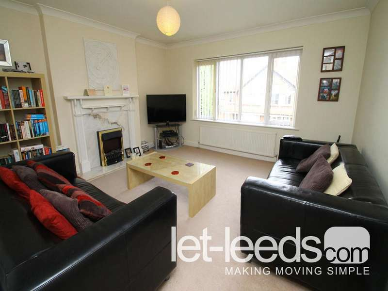2 Bedrooms Apartment Flat for rent in Drummond Avenue, Headingley
