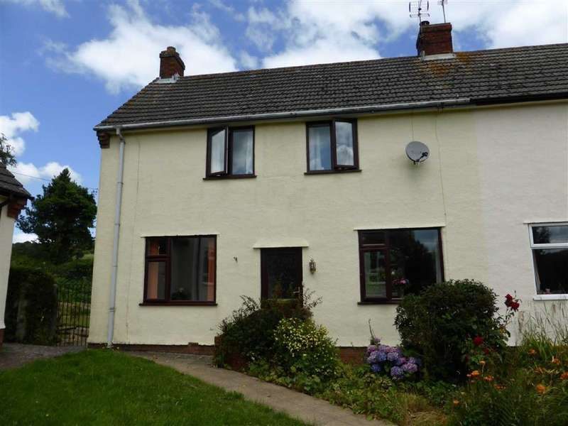 3 Bedrooms Semi Detached House for rent in Longmead, Huish Champflower, Huish Champflower, Taunton, TA4