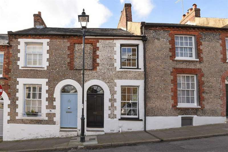 3 Bedrooms Terraced House for sale in King Street, Arundel