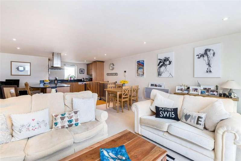 2 Bedrooms Maisonette Flat for sale in Putney Wharf, 16 Brewhouse Lane, Putney, London, SW15