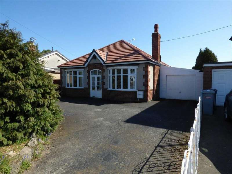 2 Bedrooms Detached Bungalow for sale in Church Lane, Wistaston, Crewe
