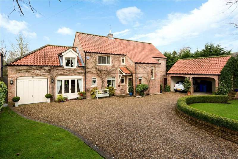 5 Bedrooms Detached House for sale in Burnby, York, East Yorkshire, YO42