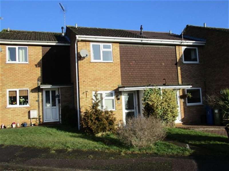 2 Bedrooms Terraced House for rent in Egerton Close, Brackey, Northamptonshire