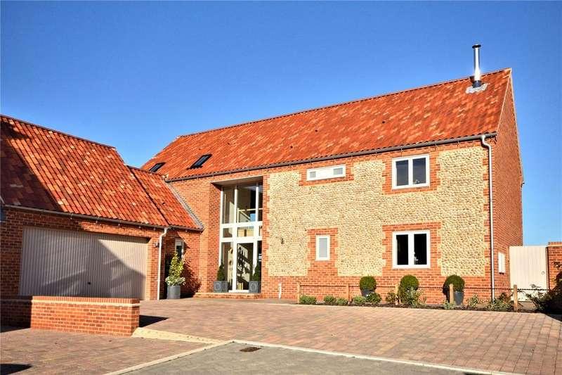 4 Bedrooms Detached House for sale in St Edmunds Lane, Burnham Market, Norfolk, PE31