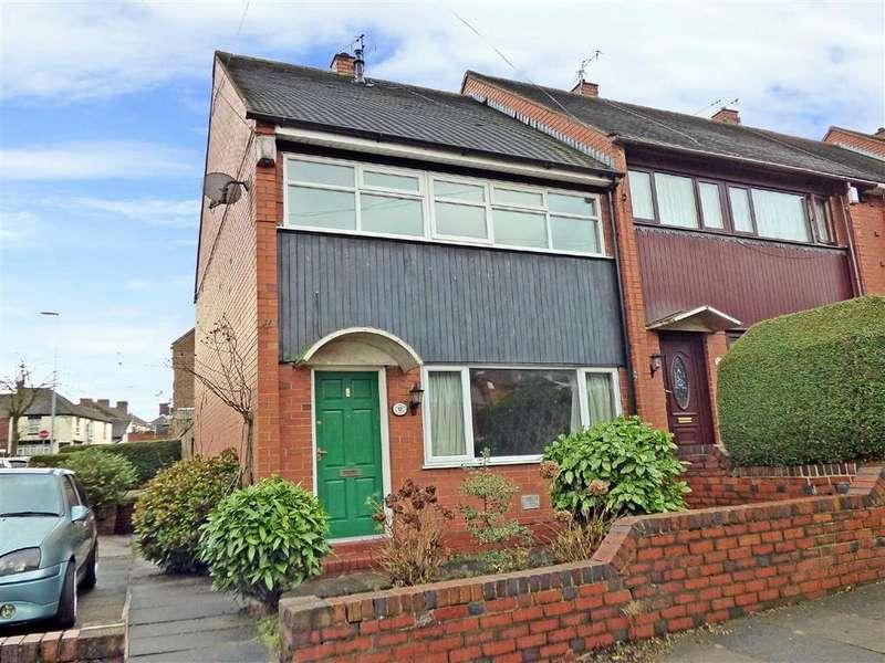 2 Bedrooms House for sale in Fawcett Way, Hanley, Stoke-on-Trent