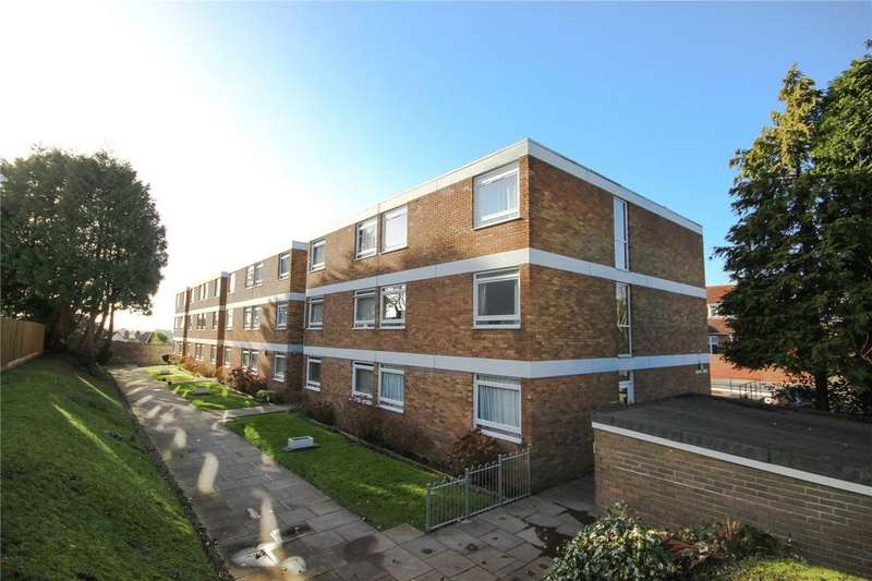 2 Bedrooms Apartment Flat for sale in Falcon Court, Southfield Road, Westbury-On-Trym, Bristol, BS9