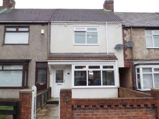 3 Bedrooms Terraced House for sale in DENE ROAD, BLACKHALL, PETERLEE AREA VILLAGES