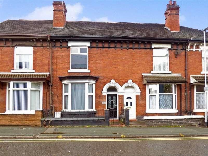 3 Bedrooms Terraced House for sale in Queen Street, Crewe