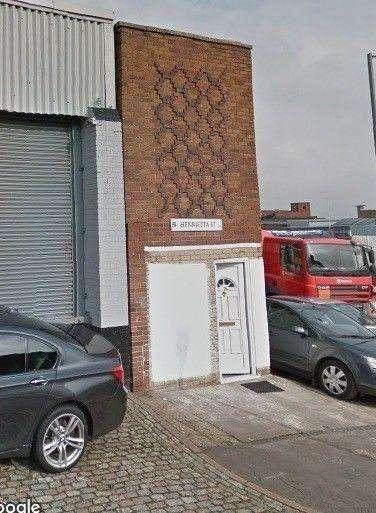 Studio Flat for rent in Jackson Garage, Hockley B19