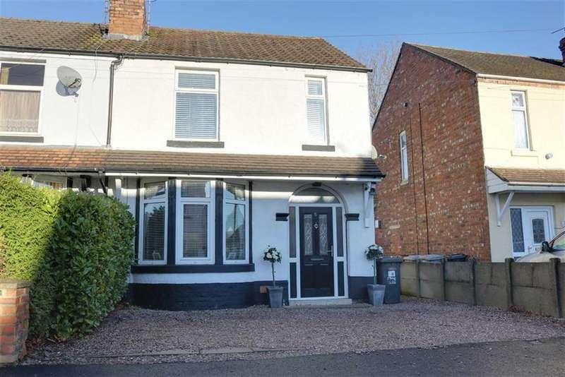 3 Bedrooms Semi Detached House for sale in Stoneley Avenue, Crewe