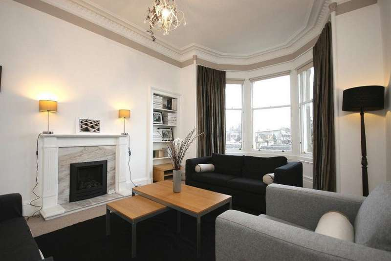 2 Bedrooms Flat for rent in Comely Bank Road