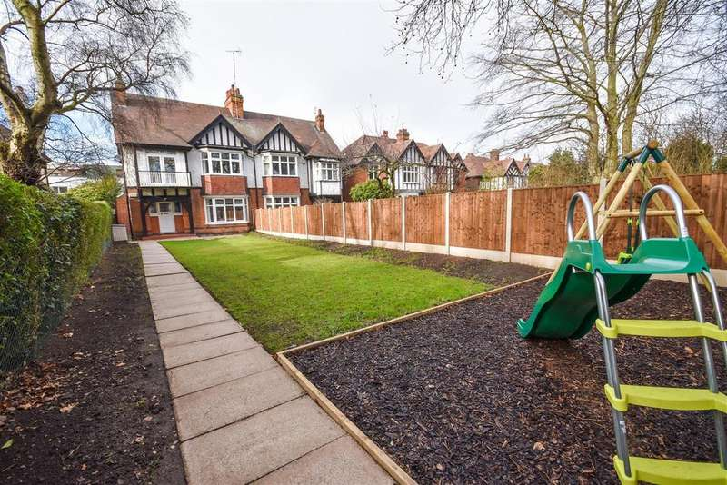 4 Bedrooms Semi Detached House for sale in Victoria Embankment, Nottingham