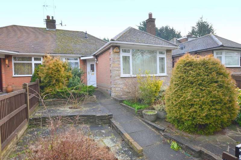 3 Bedrooms Bungalow for sale in Falconers Road, Vauxhall Park, Luton, LU2 9ET