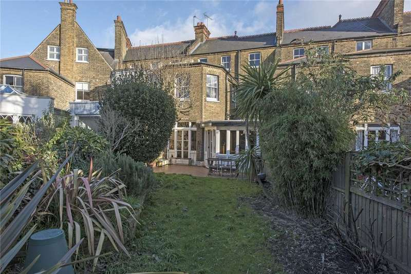 4 Bedrooms Semi Detached House for sale in Wandsworth Common West Side, Wandsworth, London, SW18