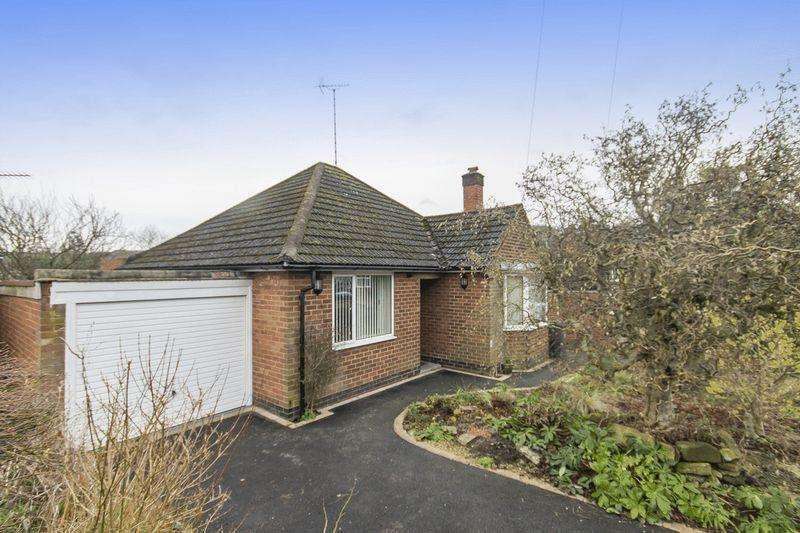 2 Bedrooms Detached Bungalow for sale in Westley Crescent, Little Eaton