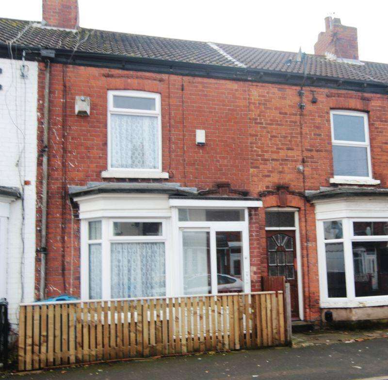 2 Bedrooms Terraced House for sale in Alaska Street, Hull