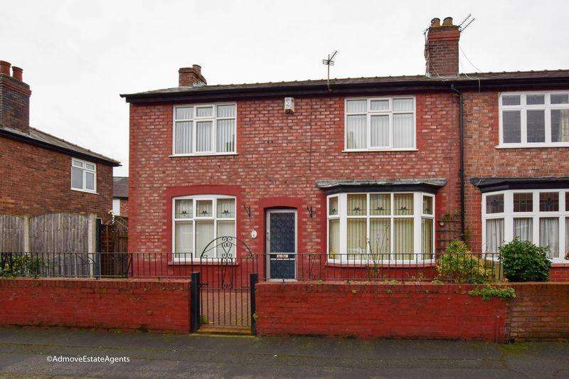 3 Bedrooms End Of Terrace House for sale in Surrey Street, Latchford