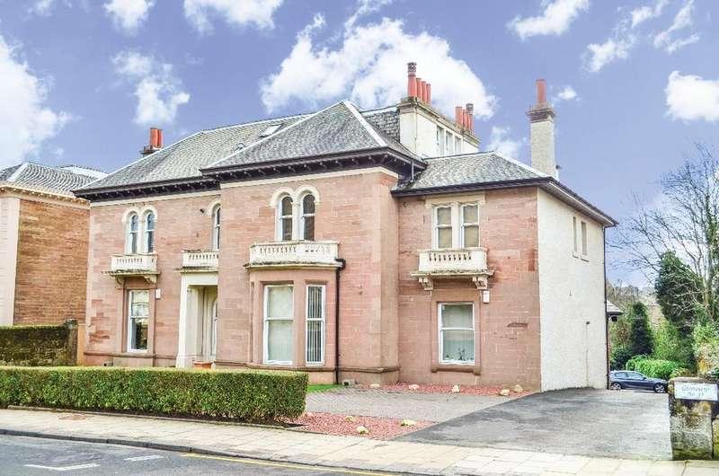 2 Bedrooms Apartment Flat for sale in Auchingramont Road, Hamilton, South Lanarkshire, ML3 6JP
